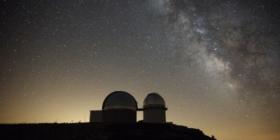 The OAJ is already part of the first Starlight Reserve of Aragón